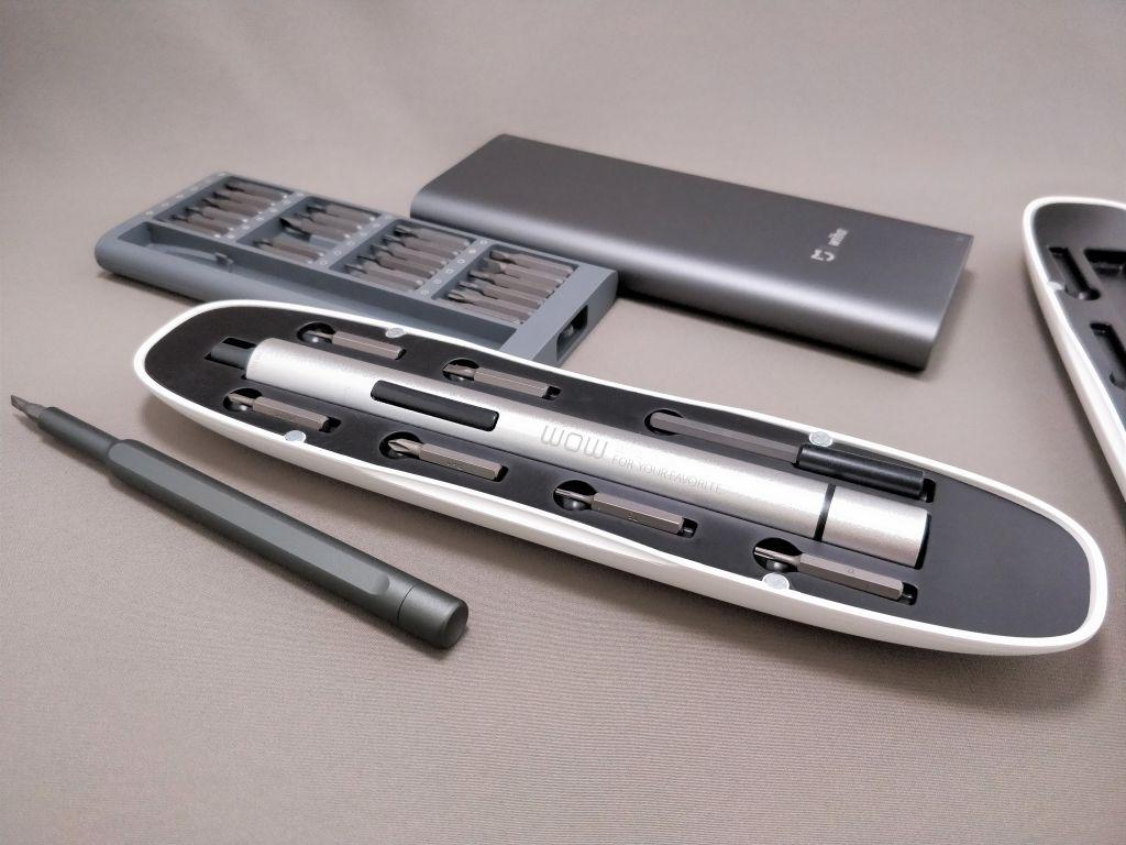 Xiaomi Wiha 24 in 1 精密ドライバー キット 2セット