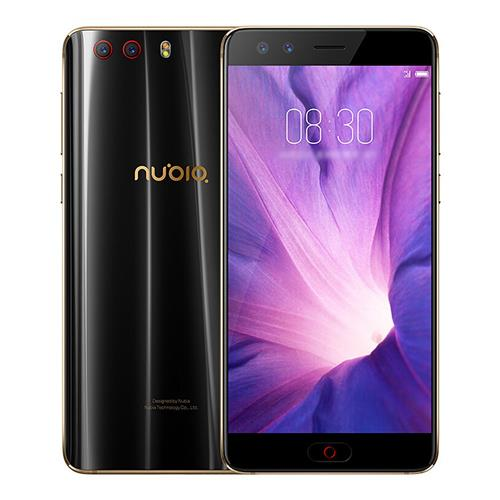 geekbuying ZTE Nubia Z17 mini S Snapdragon 653 MSM8976SG 1.8GHz 8コア BLACK GOLD(ゴールド)