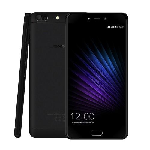 tomtop Leagoo T5 MTK6750T 1.5GHz 8コア BLACK(ブラック)