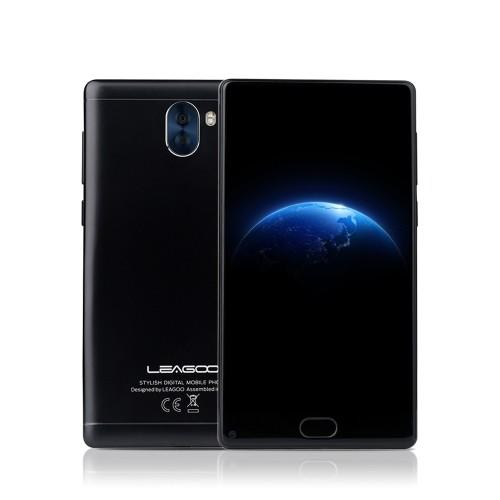 tomtop LEAGOO KIICAA MIX MTK6750T 1.5GHz 8コア BLACK(ブラック)