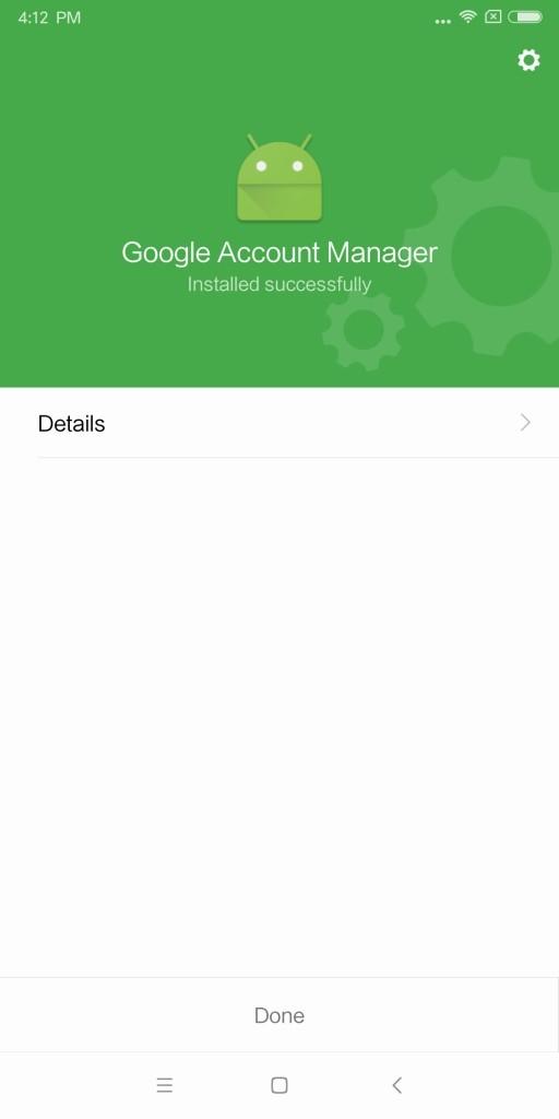 Xiaomi Mi MIX 2 谷歌安装器 Googl Playサービス アプリインストール8