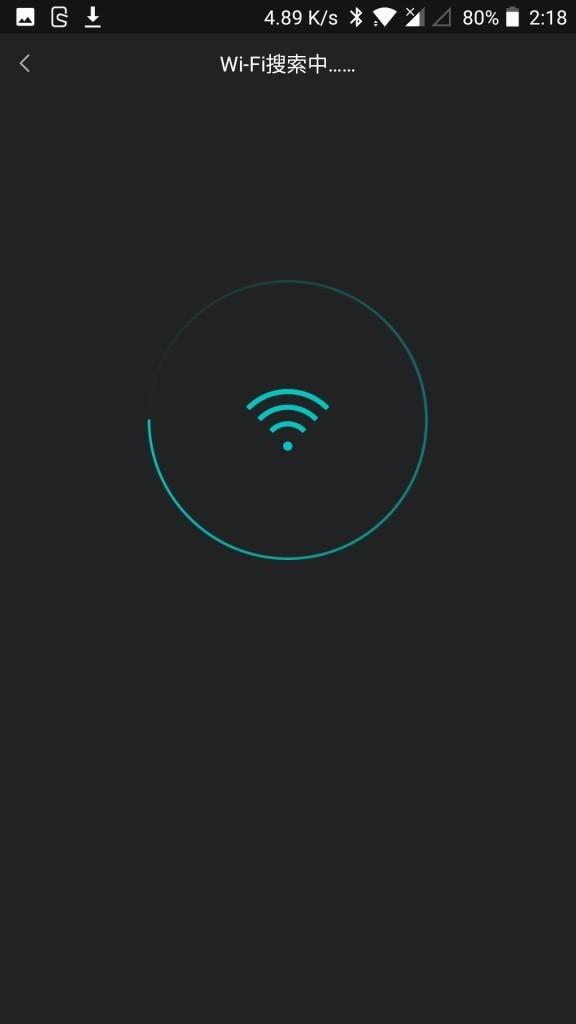 Xiaomi Mijia Camera Mini アクションカメラ Wifi接続 探してます