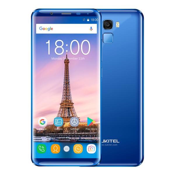 banggood Oukitel K5000 MTK6750T 1.5GHz 8コア BLUE(ブルー)