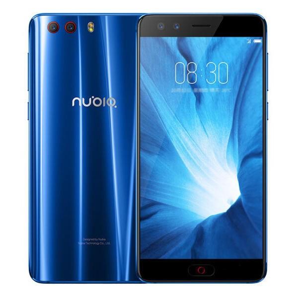 banggood ZTE Nubia Z17 mini S Snapdragon 653 MSM8976SG 1.8GHz 8コア DEEP BLUE(ディープブルー)