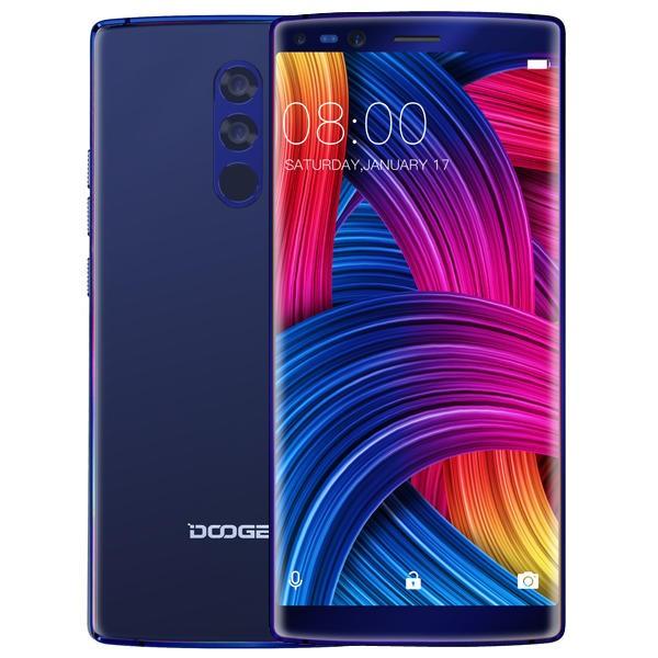 banggood DOOGEE MIX 2 MTK6757T Helio P25 2.5GHz 8コア BLUE(ブルー)