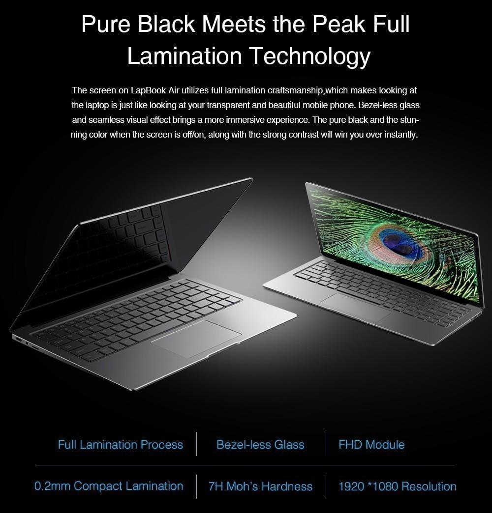 Chuwi LapBook Air ベンチマーク 商品画像5
