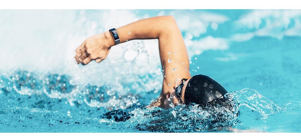 Xiaomi AMAZFIT カラー Heart Rate Smartband 50M防水