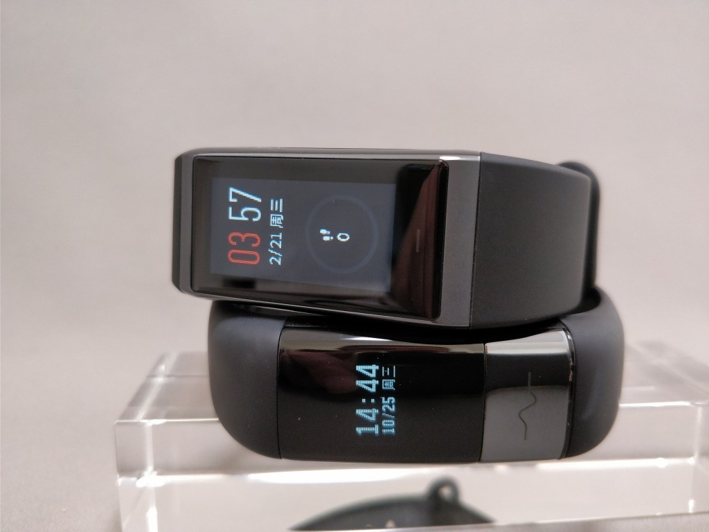 Xiaomi AMAZFIT Heart Rate Smartband 2つ