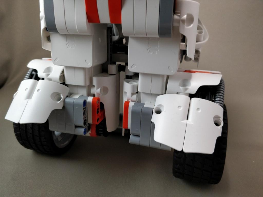Xiaomi MITU DIY 自立走行ロボ 完成 ズーム画像2