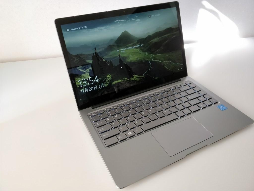 Chuwi Lapbook Air  ディスプレイ 3