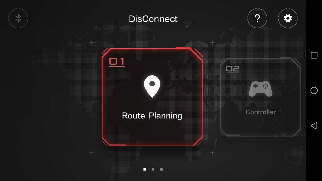 Xiaomi MITU DIY 自立走行ロボ アプリ ルート1