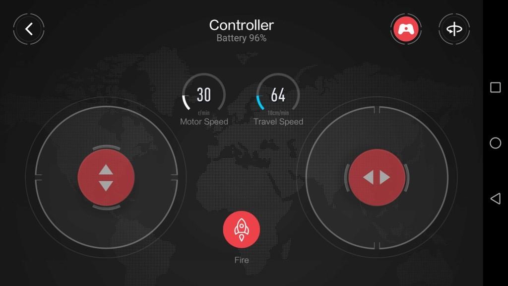 Xiaomi MITU DIY 自立走行ロボ アプリ コントローラー