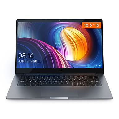 lightinthebox Xiaomi Notebook Pro Core i5-8250U 1.6GHz 4コア,Core i7-8550U 1.8GHz 4コア DARK GRAY(ダークグレイ)