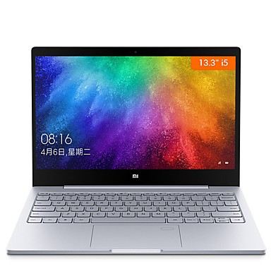 lightinthebox Xiaomi Mi Notebook Air Fingerprint Sensor Core i5-6200u 2.3GHz 2コア,Core i5-7200U 2.5GHz 2コア,Core i7-7500U 2.7GHz 2コア SILVER(シルバー)