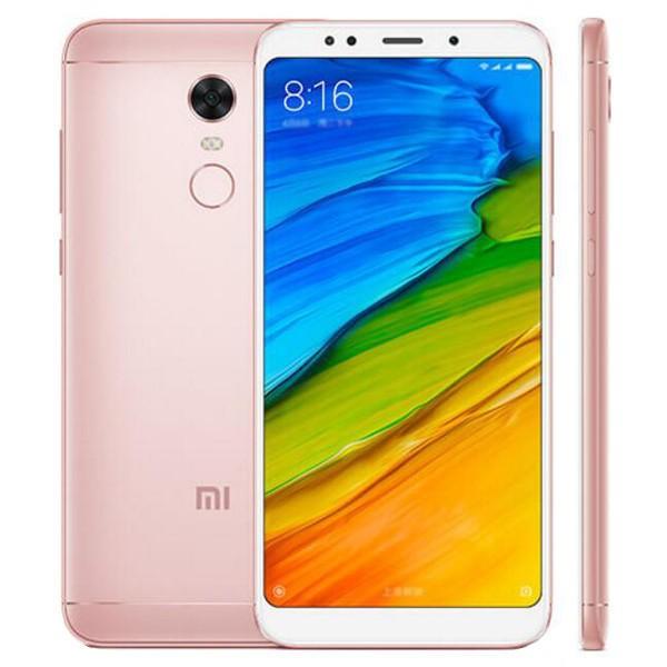 banggood Xiaomi Redmi 5 Plus Snapdragon 625 MSM8953 2.0GHz 8コア ROSE GOLD(ローズゴールド)