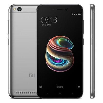 gearbest Xiaomi Redmi 5A Snapdragon 425 MSM8917 1.4GHz 4コア GRAY(グレイ)