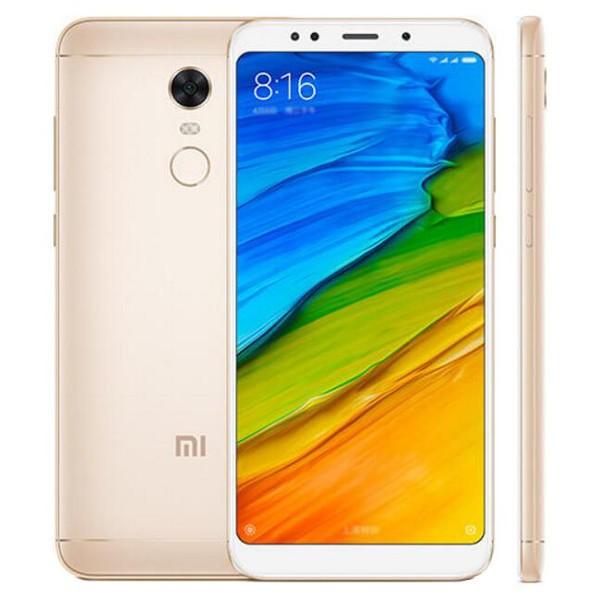 banggood Xiaomi Redmi 5 Plus Snapdragon 625 MSM8953 2.0GHz 8コア GOLD(ゴールド)