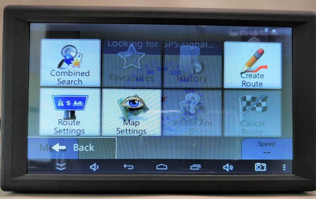 KKmoon 9inch Tablet GPSナビ3