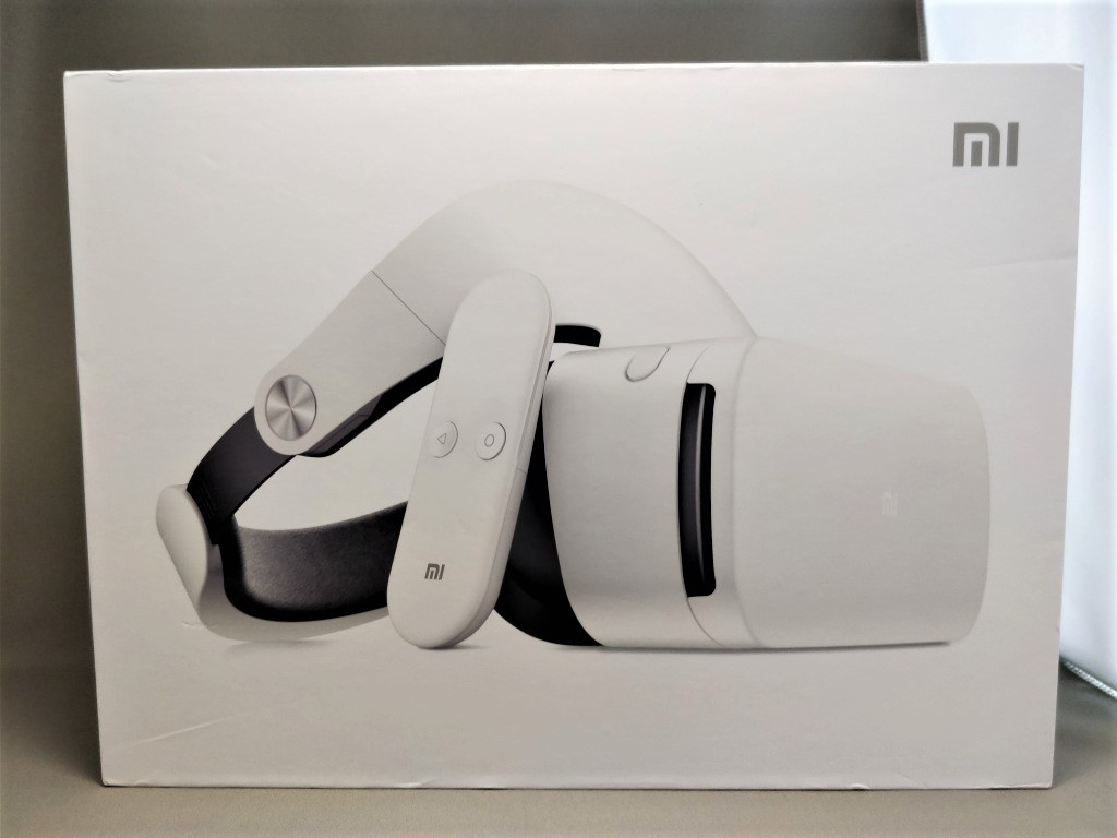 Xiaomi VR 3D Glasses  化粧箱 正面