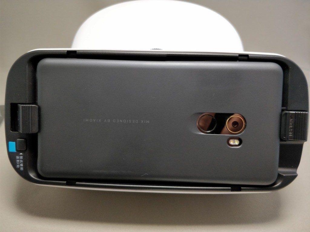 Xiaomi VR 3D Glasses  スマホ装着 Mi MIX2