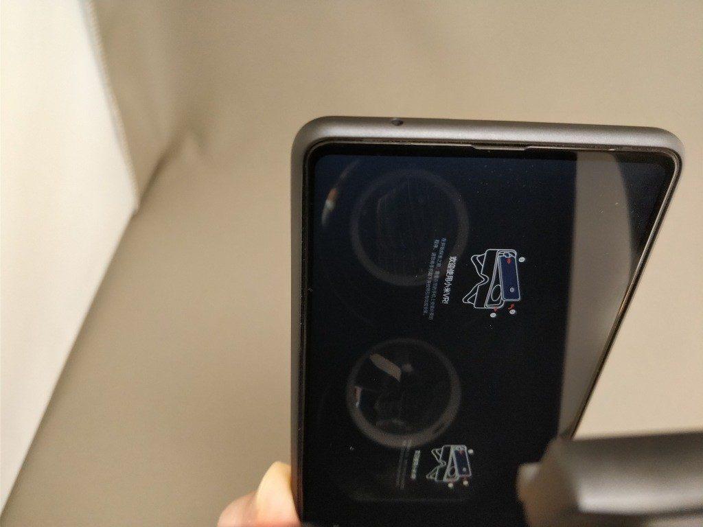 Xiaomi VR 3D Glasses  装着