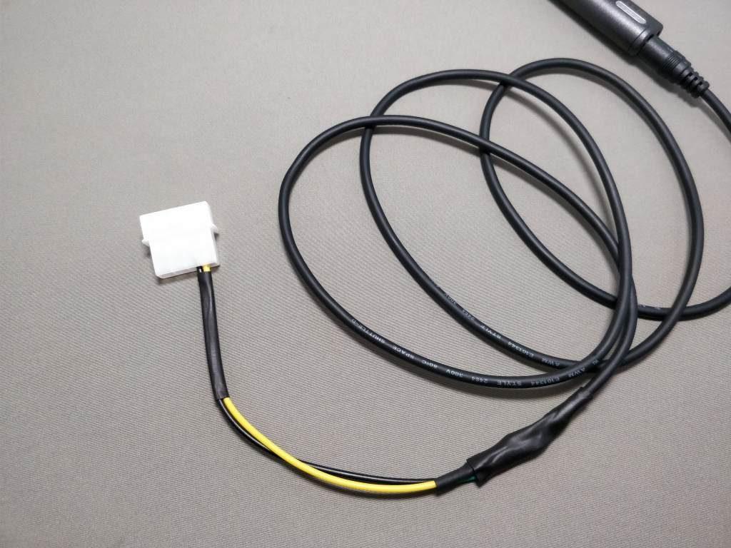 MINI TS100 ハンダゴテ  熱圧縮チューブ