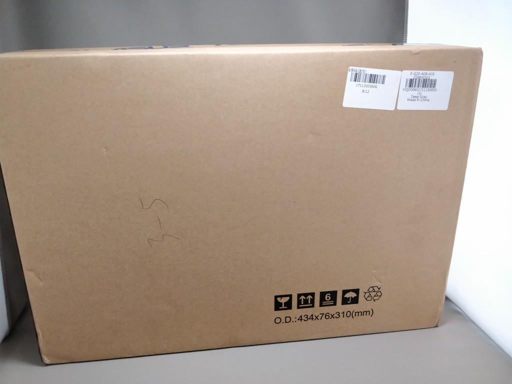 ASUS MB16AC 化粧箱 ダンボール2