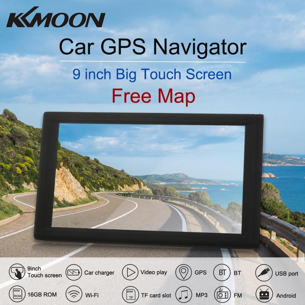 KKmoon 9inch Tablet GPSナビゲーション2