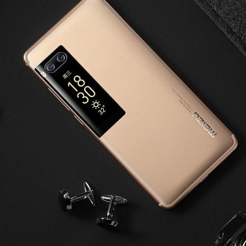 tomtop Meizu Pro 7 Plus MTK6799 Helio X30 2.8GHz 10コア GOLD(ゴールド)