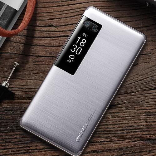 tomtop Meizu Pro 7 Plus MTK6799 Helio X30 2.8GHz 10コア SILVER(シルバー)