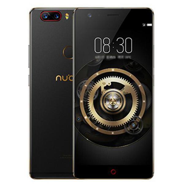 banggood ZTE Nubia Z17 Lite Snapdragon 653 BLACK(ブラック)