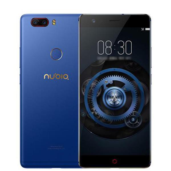banggood ZTE Nubia Z17 Lite Snapdragon 653 MSM8976SG 1.8GHz 8コア BLUE(ブルー)