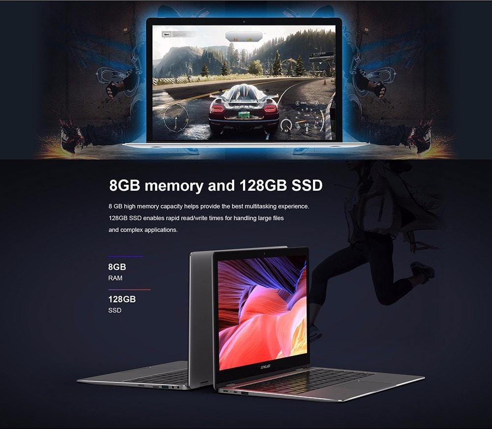 Teclast F6 Pro メモリ8GB/ストレージ128GB SSD