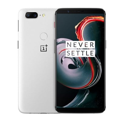 gearbest OnePlus 5T Snapdragon 835 WHITE(ホワイト)
