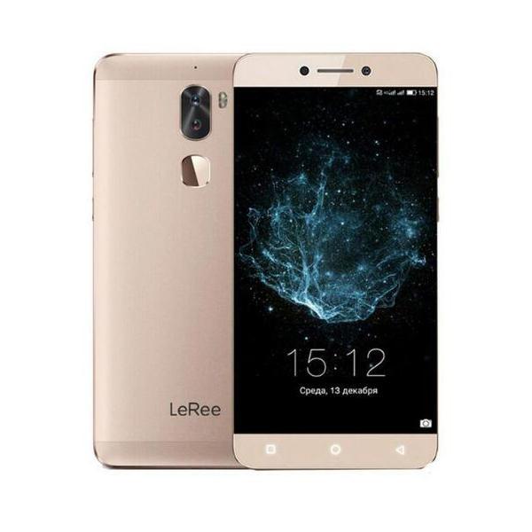 Letv LeRee Le 3 Snapdragon 652 MSM8976 1.8GHz 8コア
