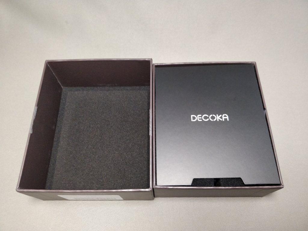DECOKA ノイキャン ワイヤード イヤホン3