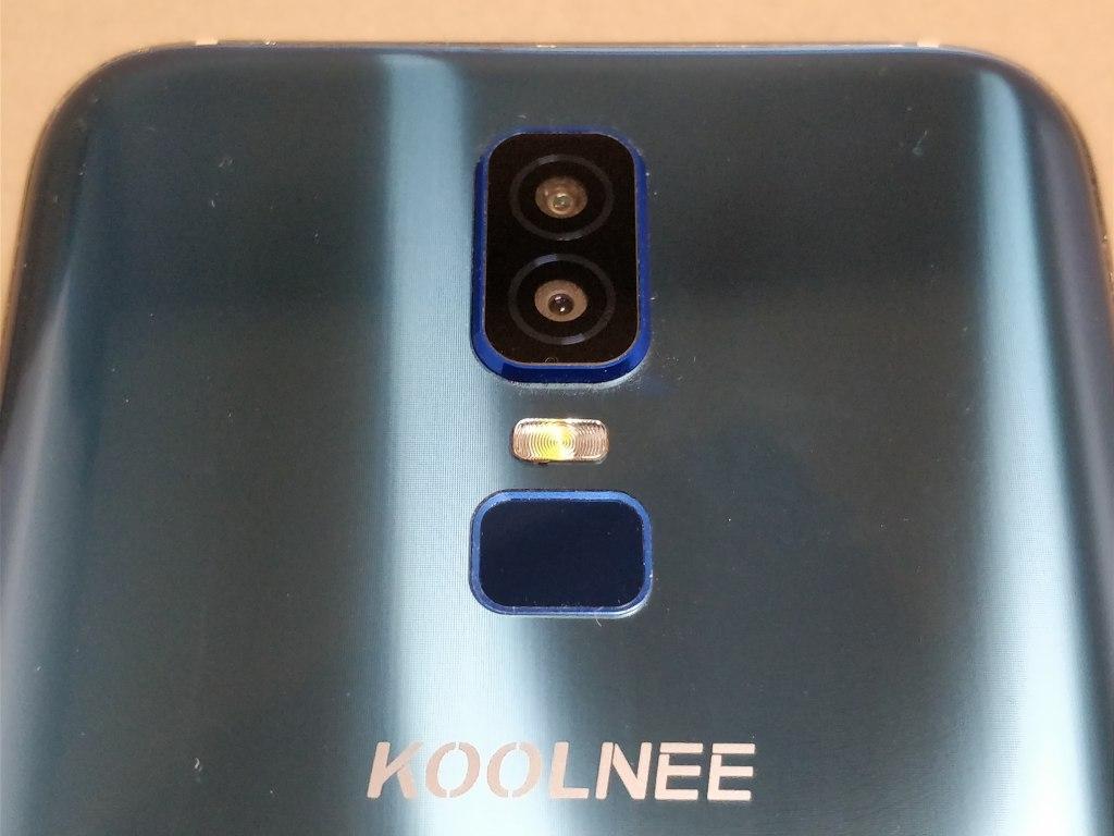 KOOLNEE K1 デュアルカメラ