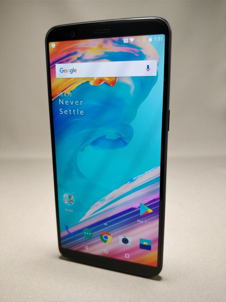 OnePlus 5T 表8