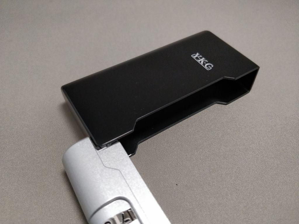 YKC 防犯グッズ ロックポケット LP-600 ケース