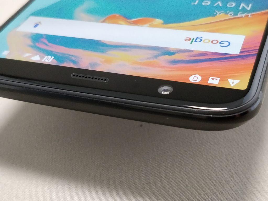 OnePlus 5T インカメラ