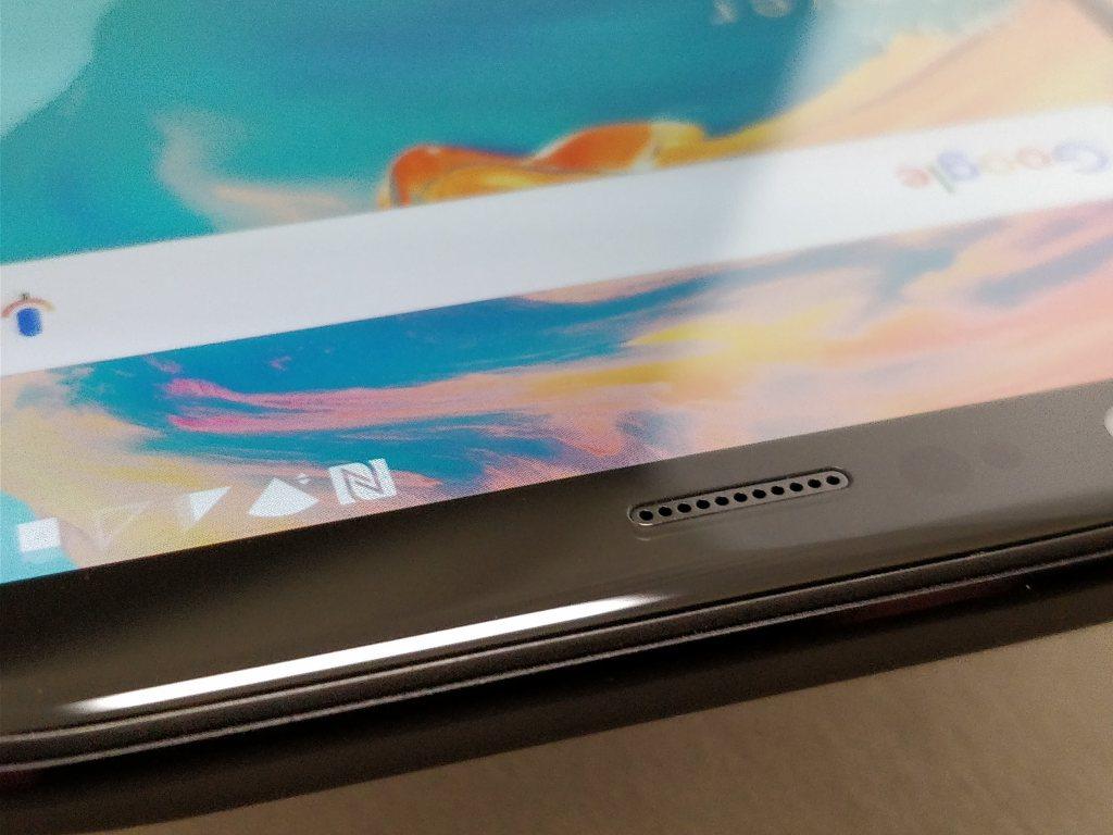 OnePlus 5T プラパッキン上