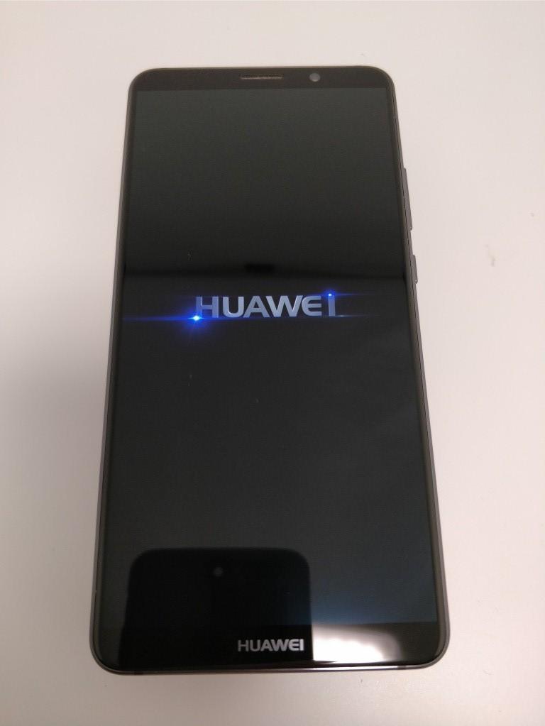 Huawei Mate 10 Pro 起動8