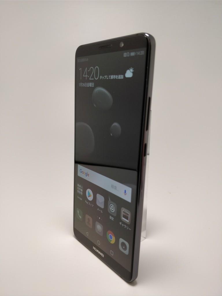Huawei Mate 10 Pro 表面 1