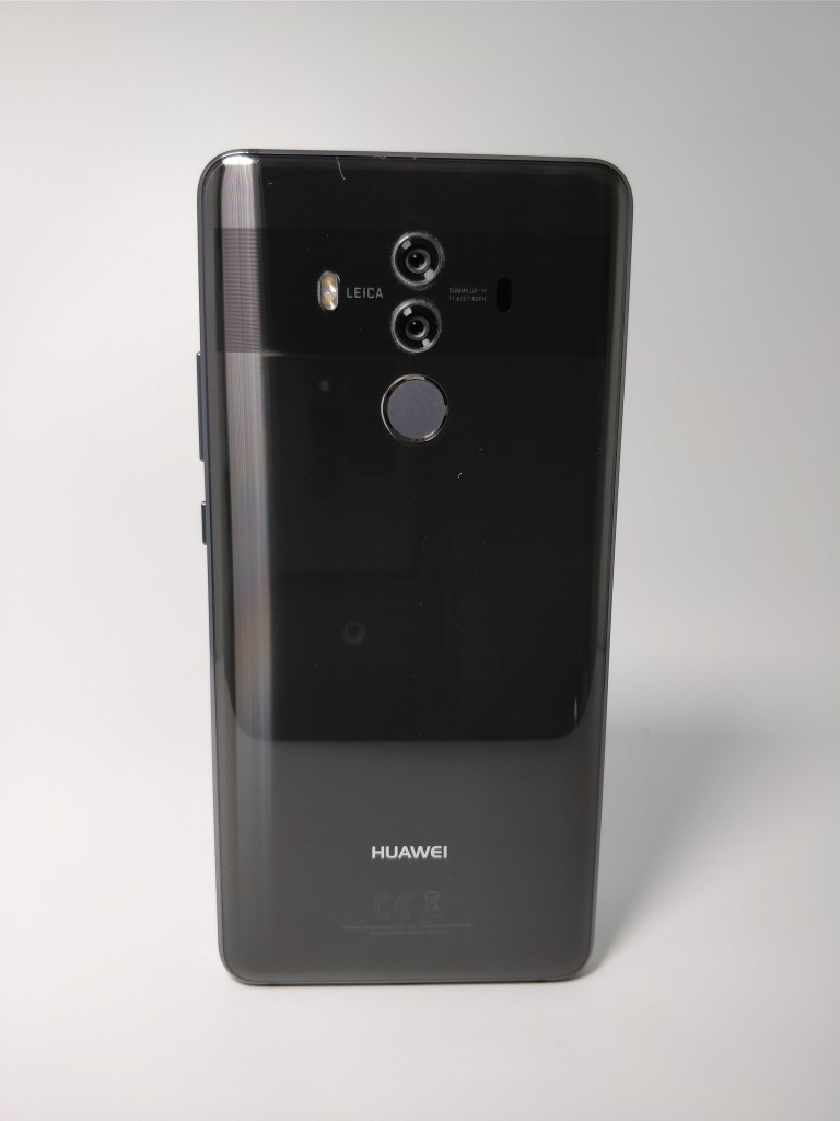 Huawei Mate 10 Pro 裏正面6