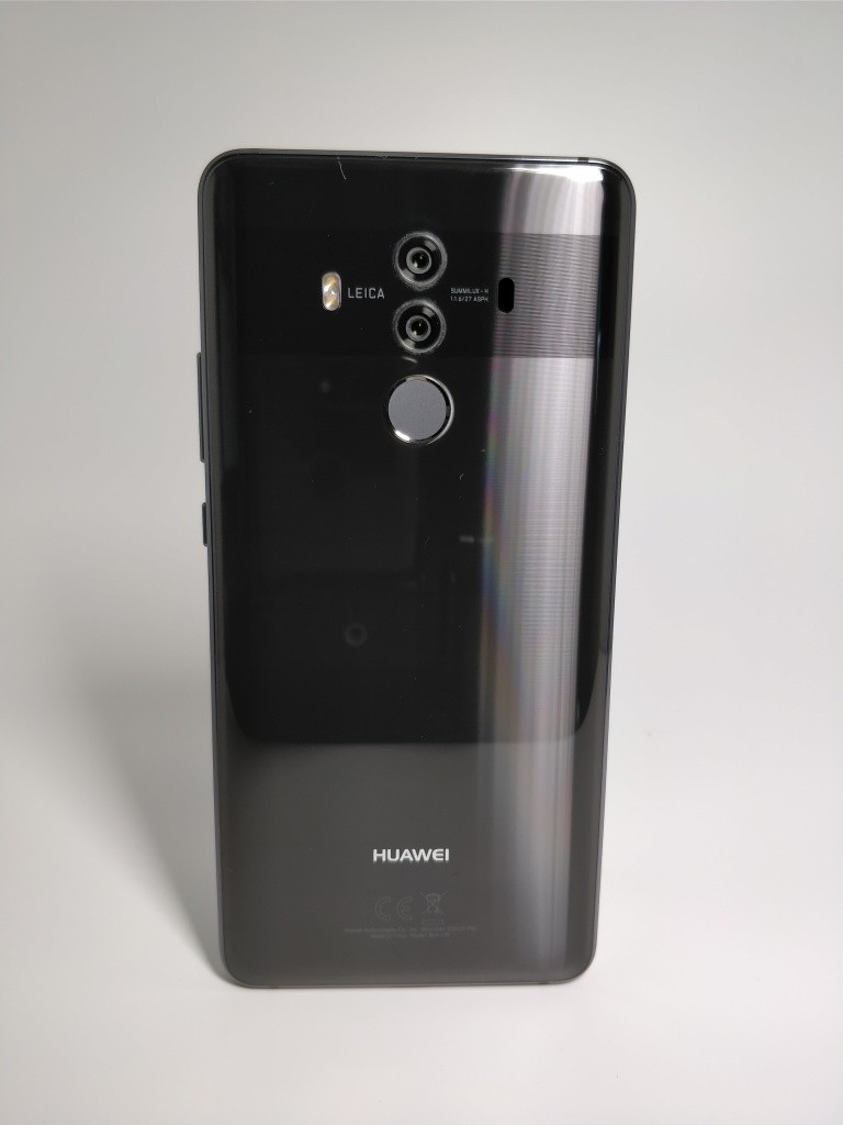 Huawei Mate 10 Pro 裏正面7