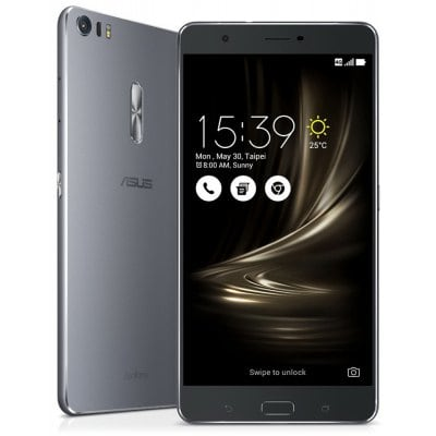 gearbest ZenFone 3 Ultra Snapdragon 652 MSM8976 1.8GHz 8コア GRAY(グレイ)