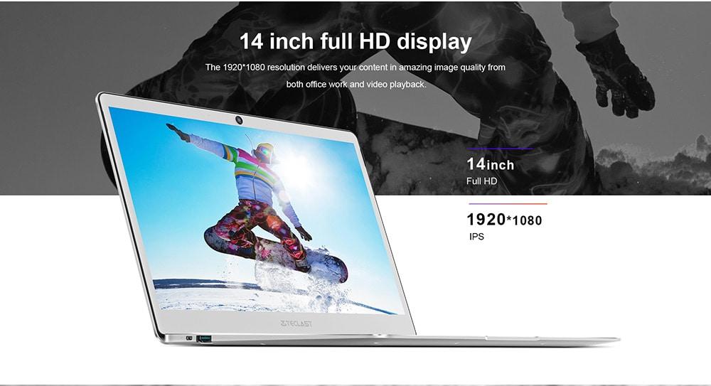 Teclast F7 Notebook 商品画像 14インチ