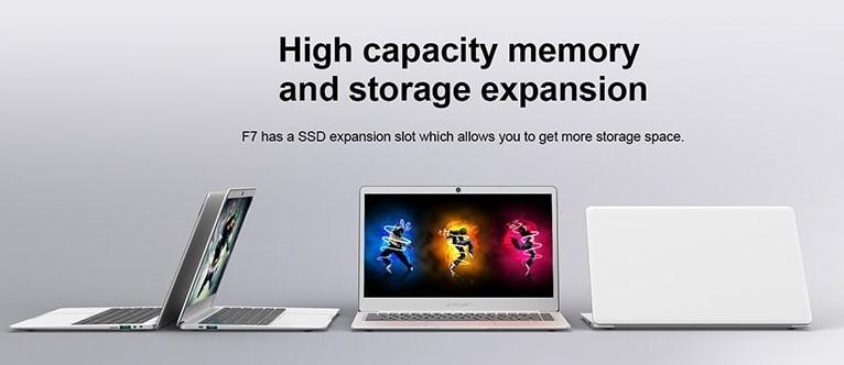 Teclast F7 Notebook 商品画像 ハイクオリティ