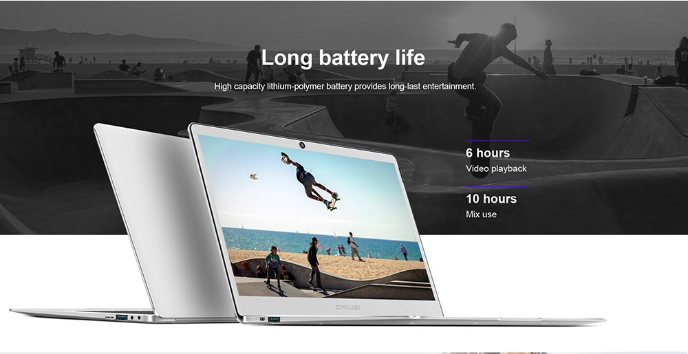 Teclast F7 Notebook 商品画像 バッテリー