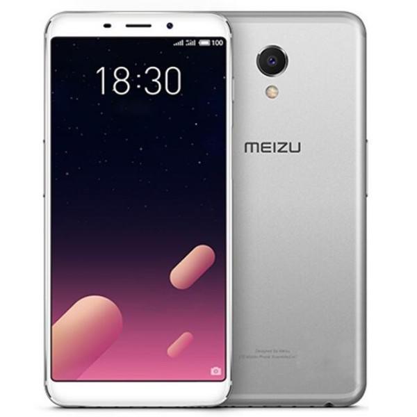 Meizu M6s Exynos 7872 2.0GHz 6コア SILVER(シルバー)